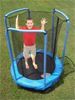4ft 7in (55in) Junior Trampoline and Enclosure
